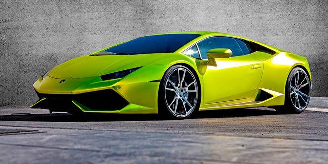 Lamborghini Huracan по версии xXx Performance