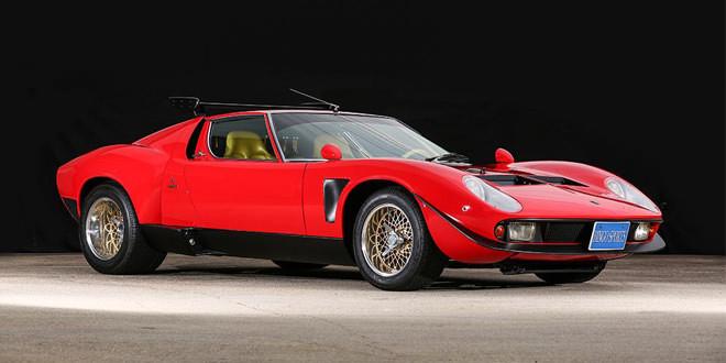 Продается раритетная Lamborghini Miura Jota SVR 1968 года выпуска