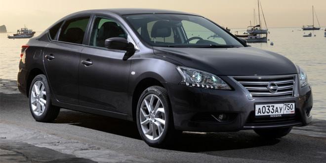 Компанія Nissan озвучила українські ціни на новий седан Sentra