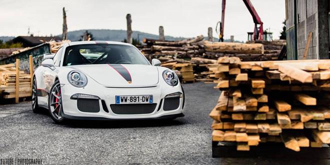 Фото дня: Porsche 911 GT3 с кастомной ливреей
