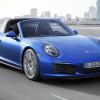 Porsche 911 Carrera 4 и Targa 4 получили новый турбомотор