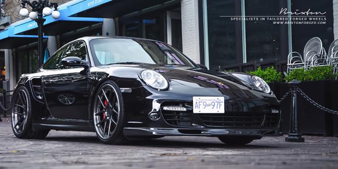 Porsche 911 Turbo по версии ReinART Design