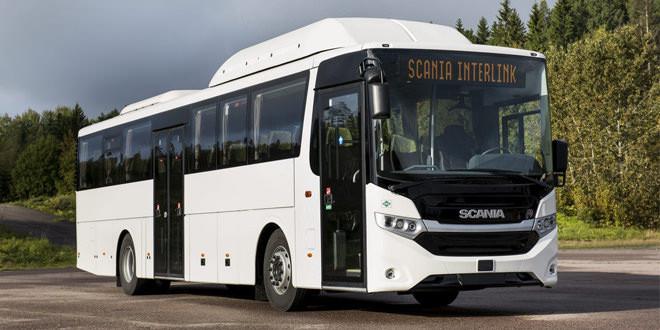 Компания Scania показала многоцелевой автобус Interlink