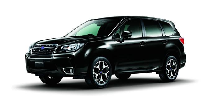 Раскрыта внешность рестайлингового Subaru Forester