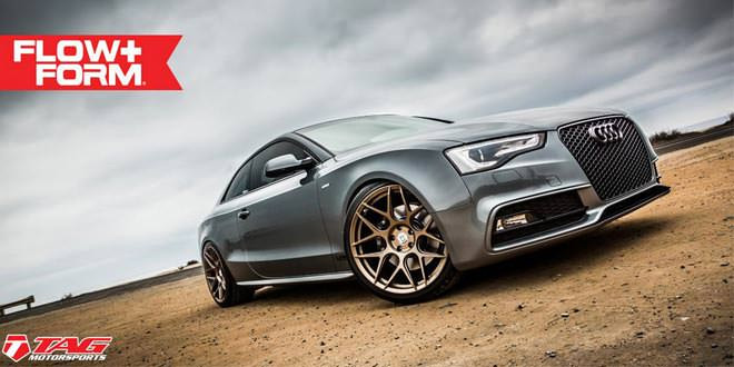 В TAG Motorsports поработали над очередной Audi S5