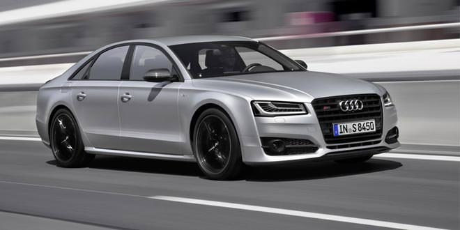 На автошоу в Лос-Анджелесе Audi покажет RS7, S8 Plus и R8