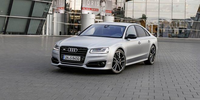 В США Audi S8 Plus оценили в 114 900 долл.