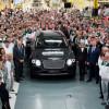 С Конвейера в Крю сошел первый экземпляр Bentley Bentayga