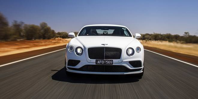 Bentley Continental GT Speed разогнали до заявленных 331 км