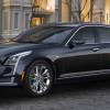 Новый седан Cadillac CT6 оценили в 53 495 долл.