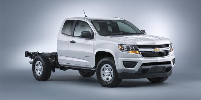 Chevrolet сделал грузовичок из пикапа Colorado