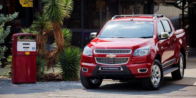 Пикап Chevrolet Colorado получил топовую версию