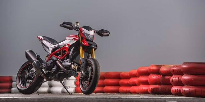 Мотоциклы Ducati Hypermotard и Hyperstrada обновились на 2016 год