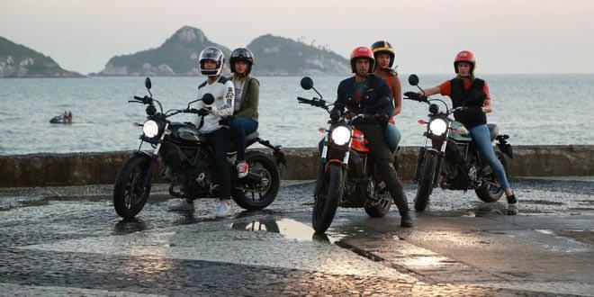 Ducati Scrambler получил версию для новичков Sixty2