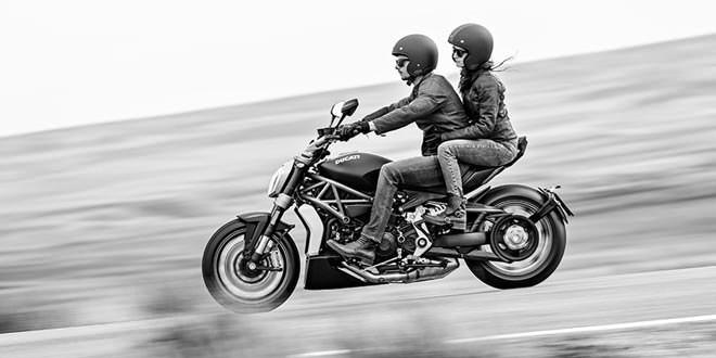 Круизер Ducati XDiavel признан лучшим байком мотошоу EICMA 2015