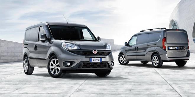 В Британии озвучены цены на рестайлинговый Fiat Doblo