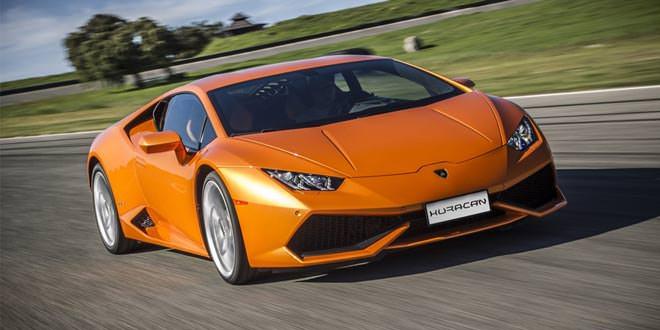 Lamborghini Huracan обновился на 2016 год