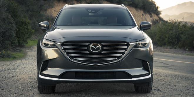 Официально представлена новая Mazda CX-9