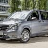 Вышло новое поколение Mercedes-Benz Vito