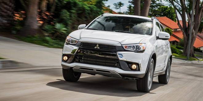 Кроссовер Mitsubishi ASX получил обещанный рестайлинг