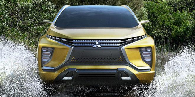 Компания Mitsubishi покажет рестайлинговый ASX в ноябре