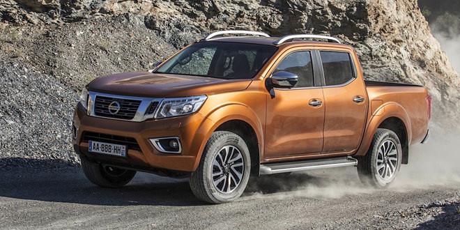 Рассекречено новое поколение пикапа Nissan Navara