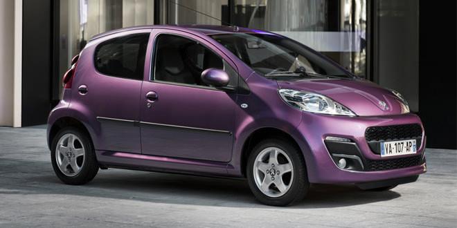 Peugeot 107 — городской компактный хэтчбек от автосалона «ВиДи Элеганс»