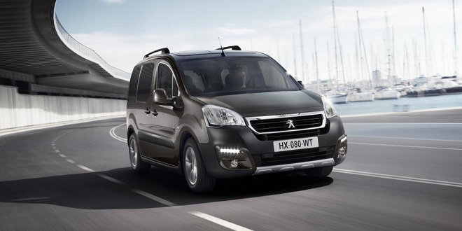 Фургон Peugeot Partner пережил фейслифт
