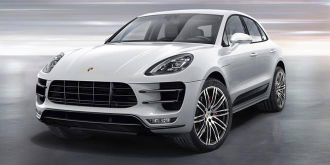 Кроссовер Porsche Macan получил обновление на 2016 год