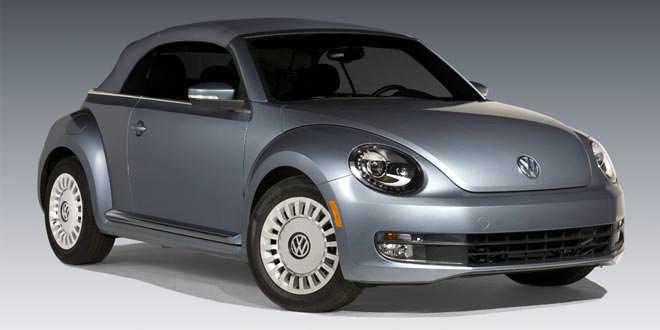 Volkswagen Beetle получил модификацию Denim