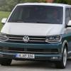 Volkswagen Transporter и Multivan сменили поколения