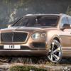 Компания Bentley показала процесс создания Bentayga