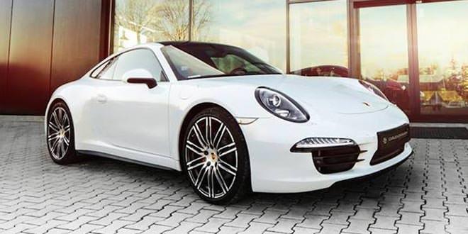 Ателье Carlex Design поработало над салоном Porsche 911