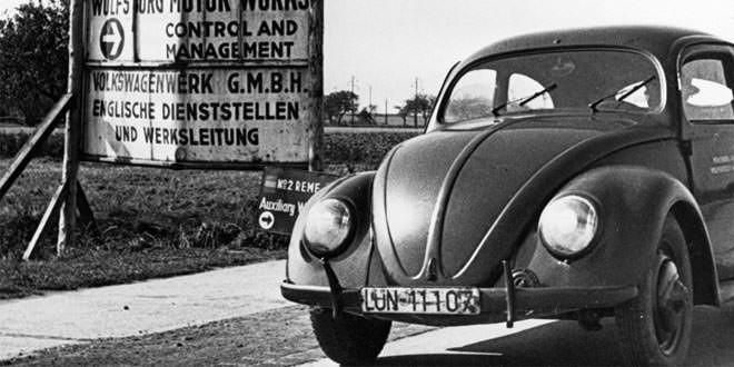 Прошло 70 лет с момента выпуска первого VW Beetle