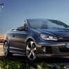 VW Golf GTI Cabriolet получил визуальные изменения