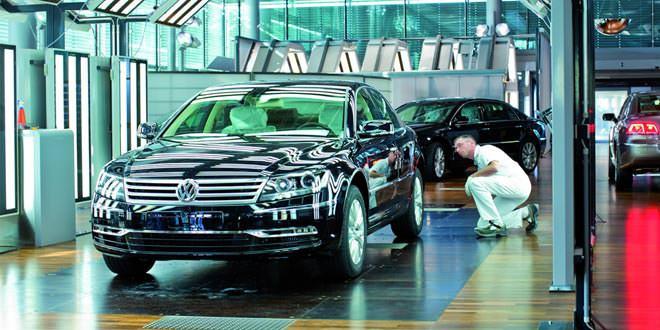 Volkswagen свернёт производство Phaeton в 2016 году