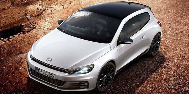 В Британии анонсирован Volkswagen Scirocco GT Black Edition
