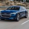 Серийный кроссовер Audi на базе e-tron quattro выйдет в 2018 году