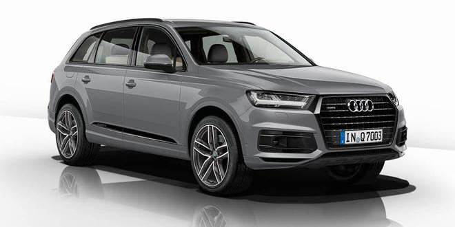 Подготовлена эксклюзивная версия Audi Q7