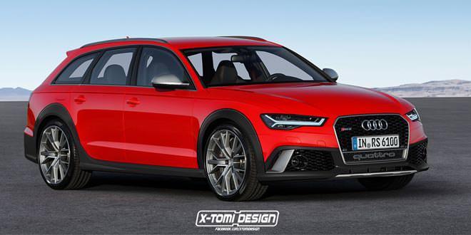 Audi RS6 allroad по версии X-Tomi Design