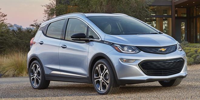 Chevrolet выпустил бюджетный электрокар Bolt