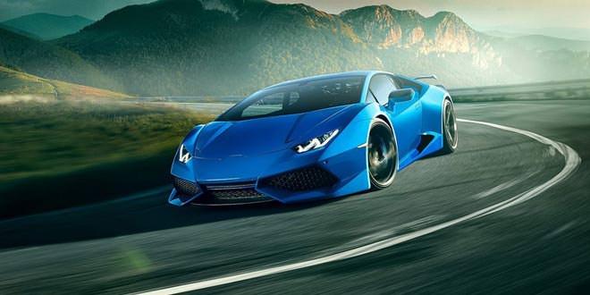 В Novitec прокачали Lamborghini Huracan до 848 л.с.