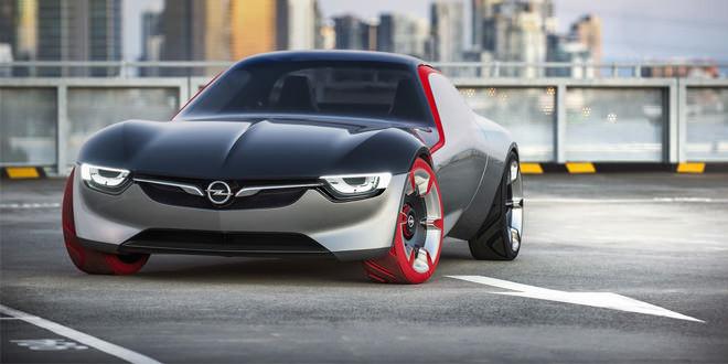 Opel покажет в Женеве концепт GT