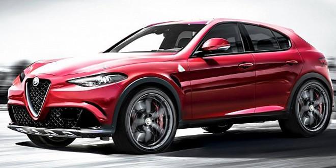 Модельный ряд Alfa Romeo пополнится кроссовером