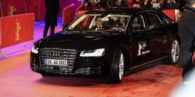 В Берлине представлена Audi A8 с автопилотом