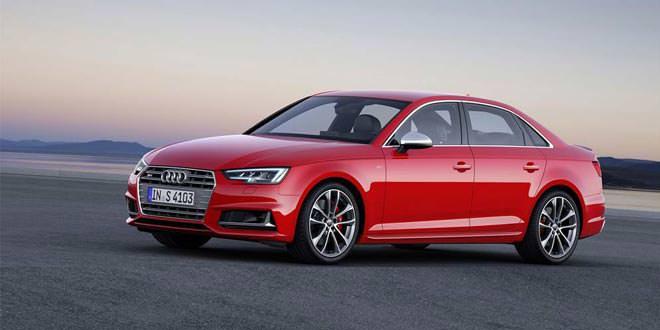 Известны европейские цены на новые Audi S4 и S4 Avant