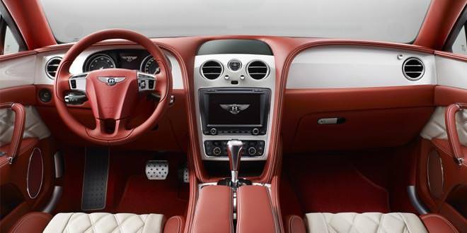Mulliner подготовил набор улучшений для Bentley Flying Spur