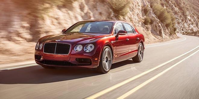 Bentley Flying Spur получил новую версию