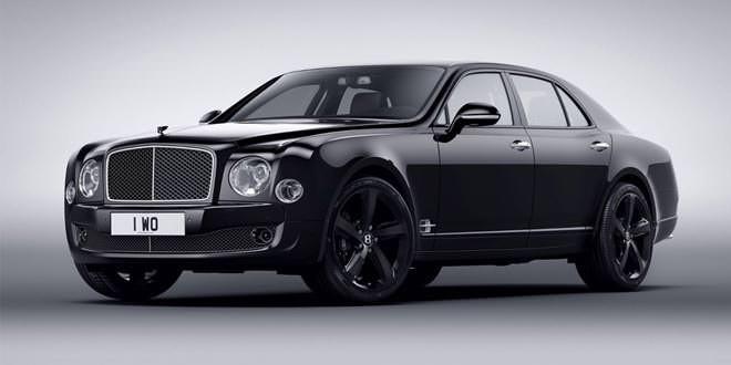 Bentley Mulsanne Speed получил спецверсию Beluga