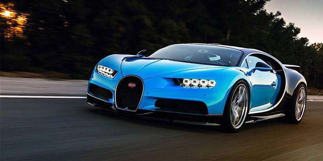 Компания Bugatti выпустила замену для Veyron